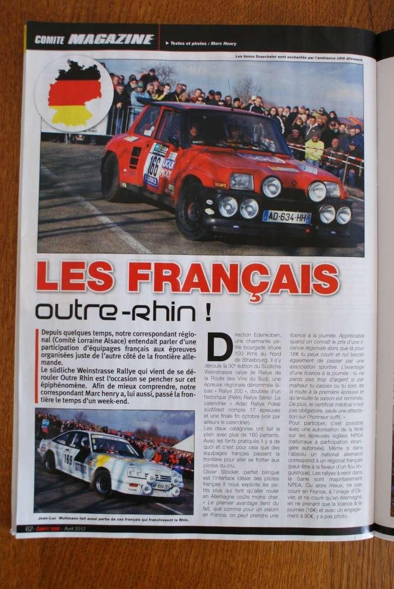 Rallye SÜW 2012 - Page 2 Dsc05311