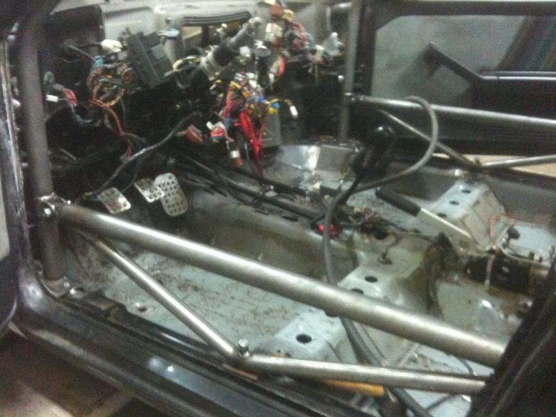 Préparation Lancia Delta Intégrale Gr A  Lancia10