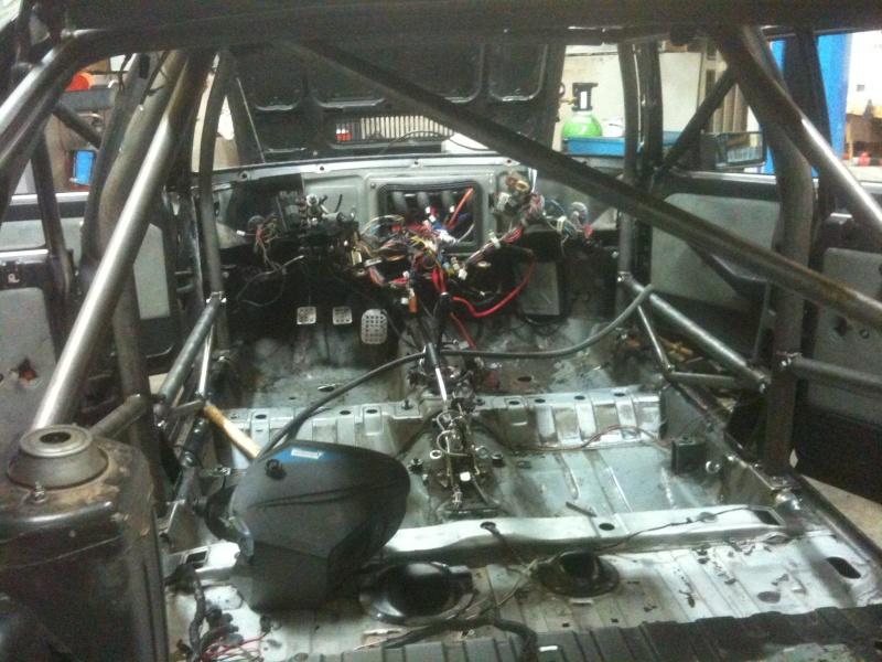 Préparation Lancia Delta Intégrale Gr A  Lancia11