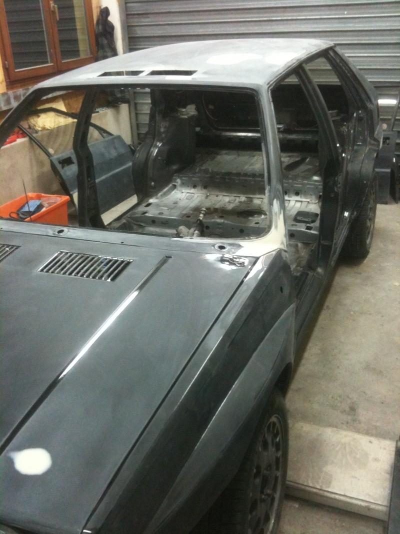 Préparation Lancia Delta Intégrale Gr A  Lancia15