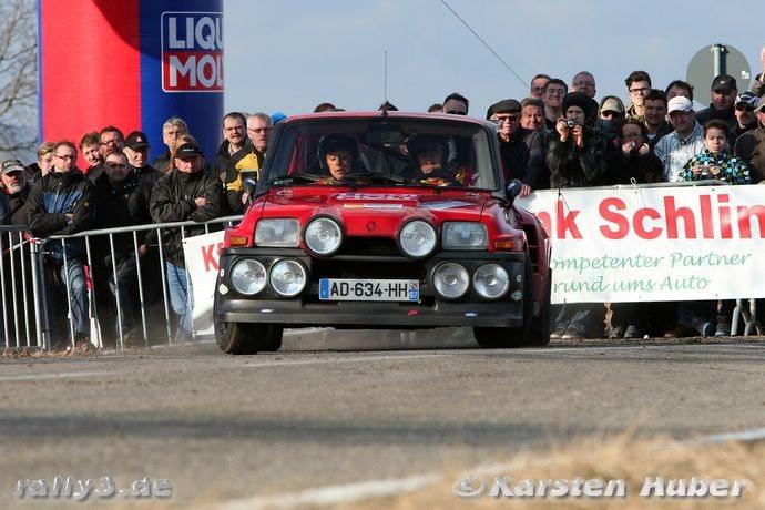 Rallye SÜW 2012 Suew2010