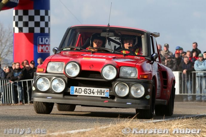Rallye SÜW 2012 Suew2011