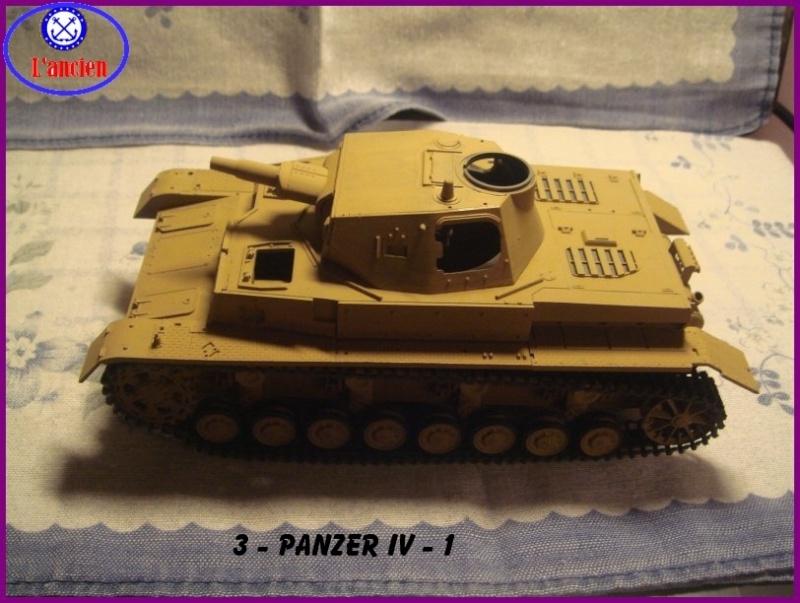 Sd Kfz 161 Panzerkampfwagen IV (aust FD) au 1/35 par l'ancien 3-panz13