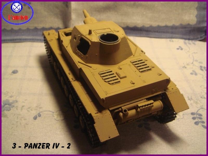Sd Kfz 161 Panzerkampfwagen IV (aust FD) au 1/35 par l'ancien 3-panz14