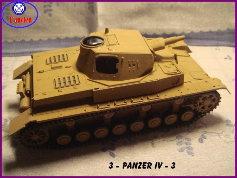 Sd Kfz 161 Panzerkampfwagen IV (aust FD) au 1/35 par l'ancien 3-panz15
