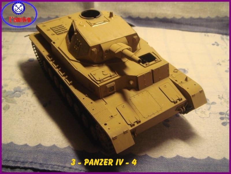 Sd Kfz 161 Panzerkampfwagen IV (aust FD) au 1/35 par l'ancien 3-panz16