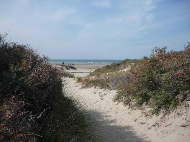 Frontière belgo-française, De Panne et Bray-Dunes. 2012-013