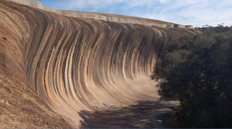 [Australie] - Wave rock - Hyden 2012-080