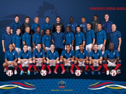 EURO 2012 - Page 2 France10