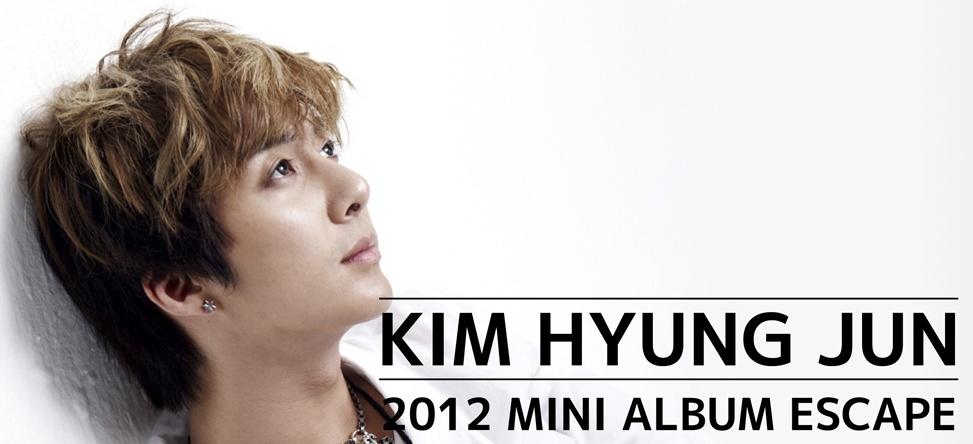 [SOLO] 07/2012 - Kim Hyung Jun Mini Album < ESCAPE > 000110