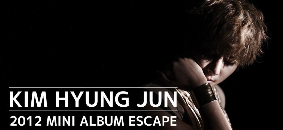 [SOLO] 07/2012 - Kim Hyung Jun Mini Album < ESCAPE > 000210