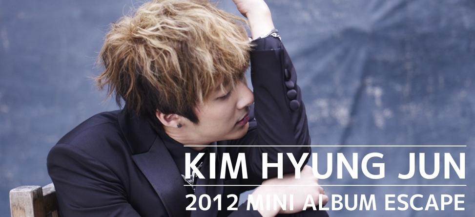 [SOLO] 07/2012 - Kim Hyung Jun Mini Album < ESCAPE > 000310