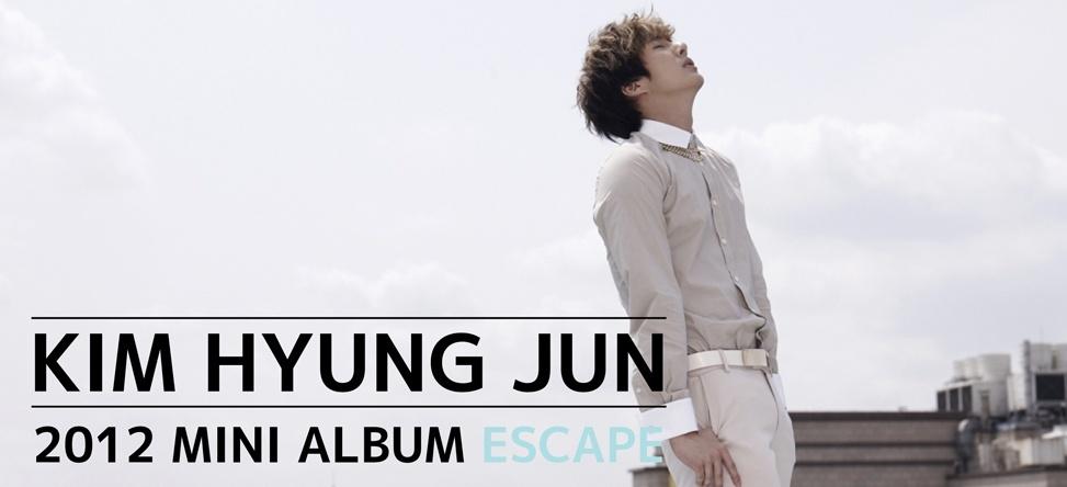 [SOLO] 07/2012 - Kim Hyung Jun Mini Album < ESCAPE > 000410