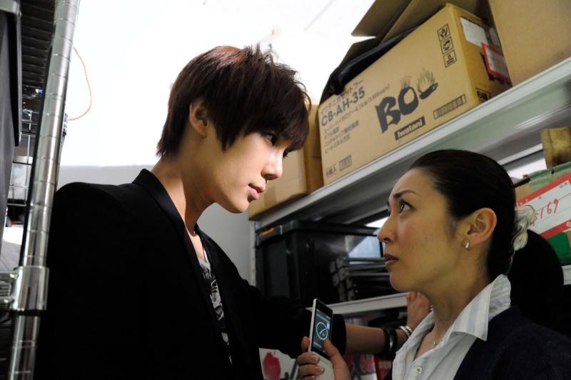 """[DRAMA] 05/08/2011 - Park Jung Min @ """"8-Gatsu no Love Song"""" 1910"""
