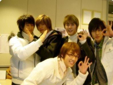 {PAIRING} KyuSaeng ♥   20081210