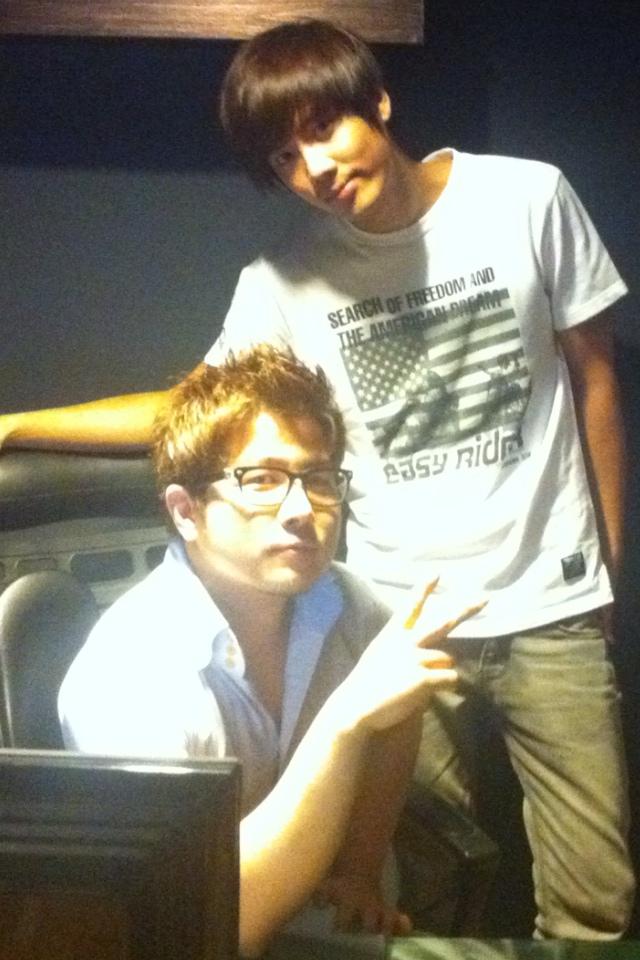 [SOLO] 27/09/2011 - Kim KyuJong {TURN ME ON} 36263010
