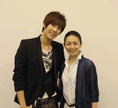 "[DRAMA] 05/08/2011 - Park Jung Min @ ""8-Gatsu no Love Song"" Sakai_10"