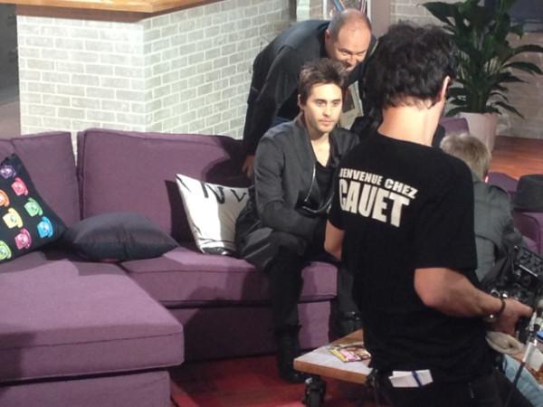 Jared Leto dans la nouvelle émission de CAUET © nrj12 - Page 2 44718410