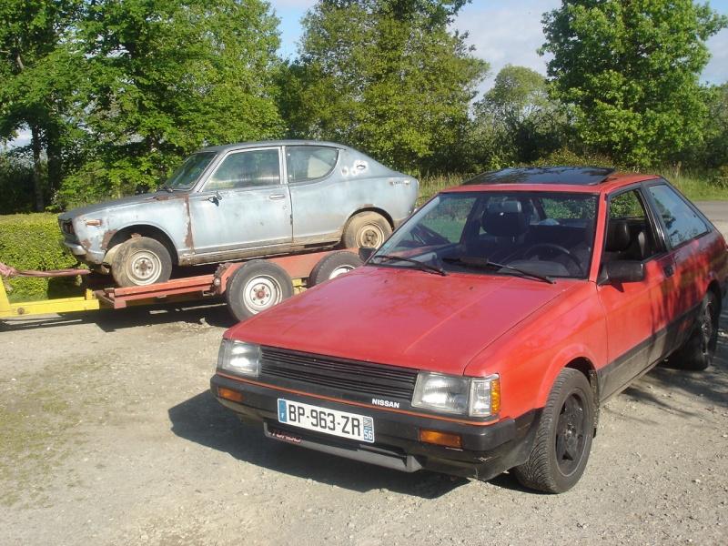 une 100A 2 portes Datsun16