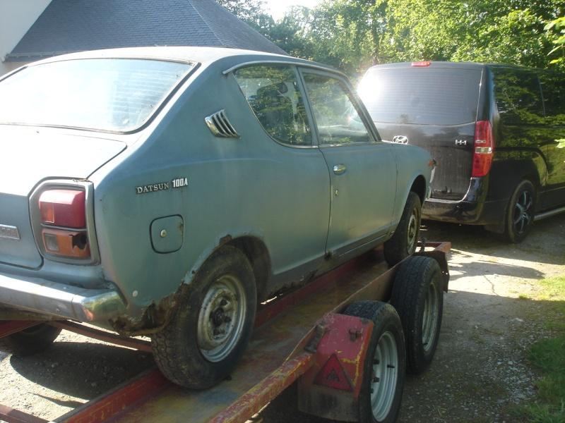 une 100A 2 portes Datsun19