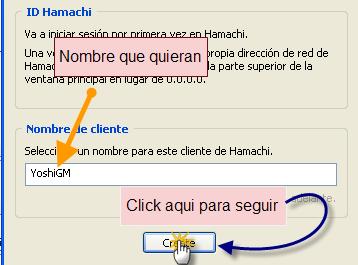 Crea un servidor de Minecraft con Hamachi Minecr20