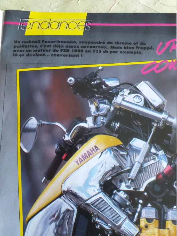 FZ 750 de course ! 20201016