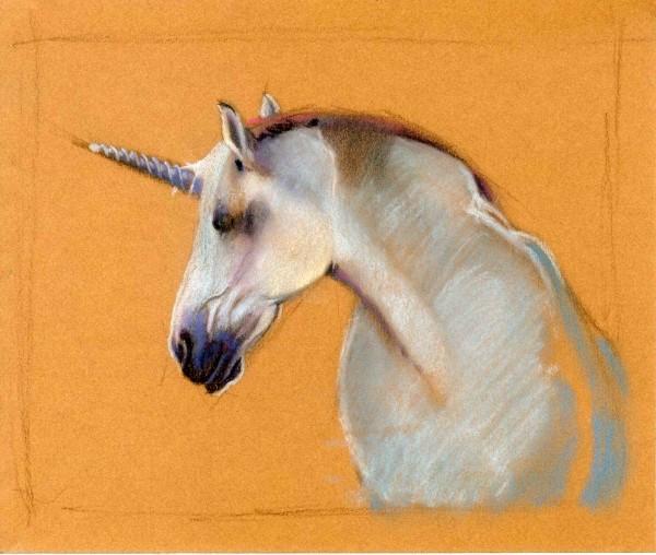 """Le percheron """"licorne"""" 520510"""