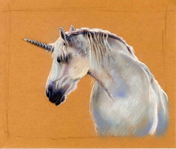 """Le percheron """"licorne"""" 620610"""