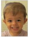 RUTH (Aged 6 years) & JOSE (Aged 2 years) BRETON ORTIZ - Cordo (Spain) Jb10