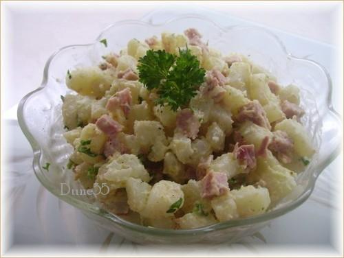 Salade de pommes de terre et de jambon 13132310