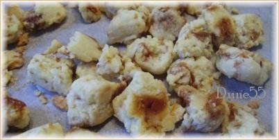 Crumble aux poires et au chocolat (verrine) 18257210