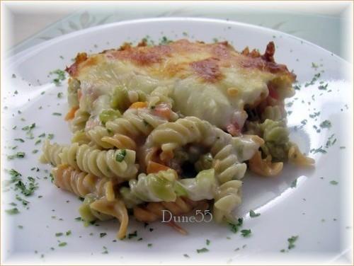 Pâtes, sauce aux champignons et crevettes 52359810