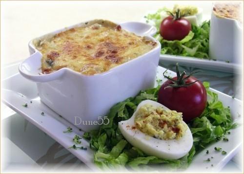 Lasagne au saumon, béchamel aux petits légumes Pict0010