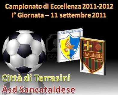 Campionato 1°giornata: Città di Terrasini - Sancataldese 0-0 1giorn10