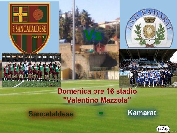 Campionato 28° Giornata: Sancataldese - kamarat 1-1 57623810
