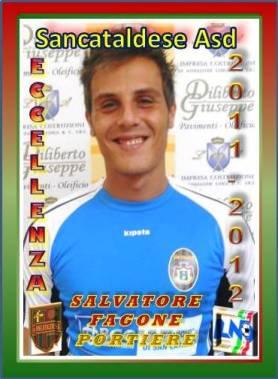 Campionato 15° Giornata: Alcamo - Sancataldese 1-0 Abfago10