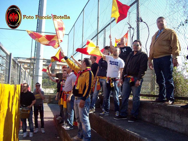Igea Virtus - Barcellona Pozzo di Gotto C_i_sp10
