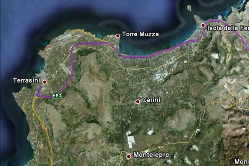 Campionato 1°giornata: Città di Terrasini - Sancataldese 0-0 Itin210