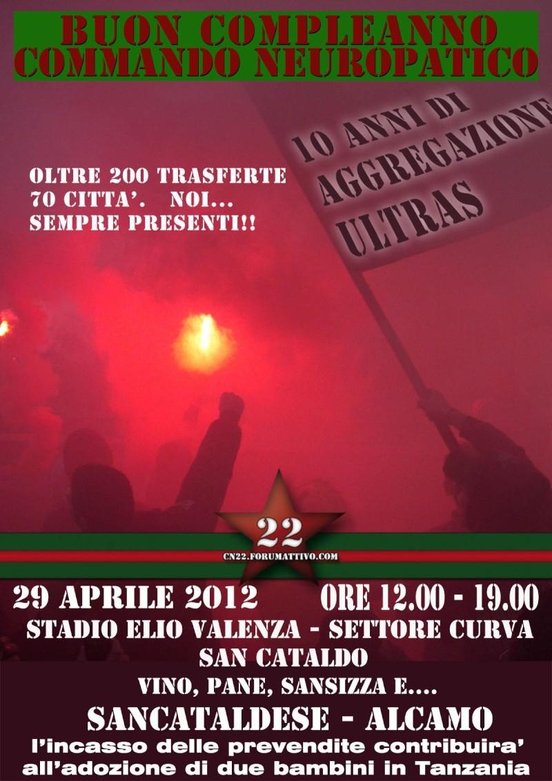 Campionato 30° Giornata: Sancataldese - Alcamo 2-5 Locand10