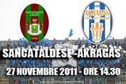 Campionato 12° Giornata: Sancataldese - Akragas 0-1 Prossi10