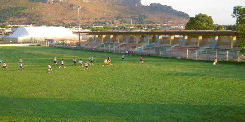 Campionato 1°giornata: Città di Terrasini - Sancataldese 0-0 Stadio12