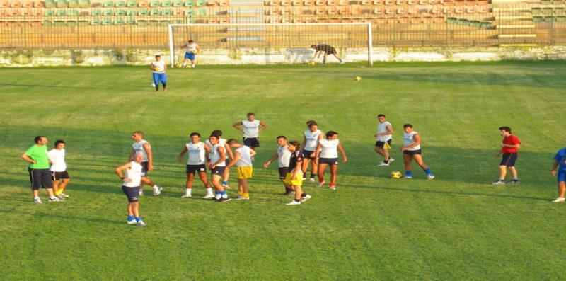 Campionato 1°giornata: Città di Terrasini - Sancataldese 0-0 Stadio13