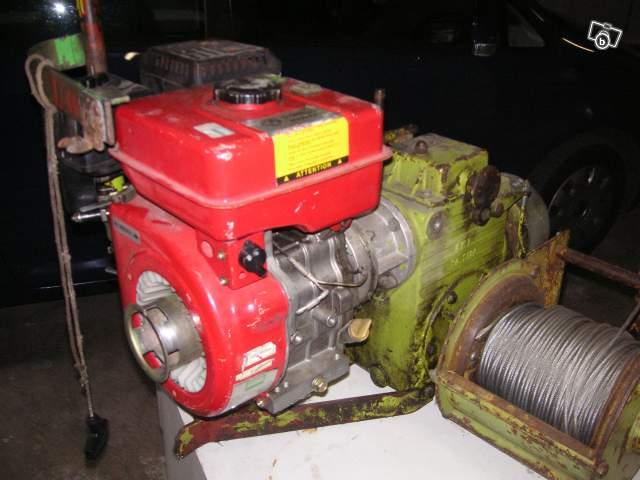 Treuil avec moteur Danfoss 49474615
