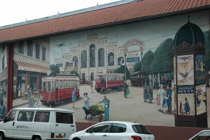 Les murs peints de Lyon B16-in10