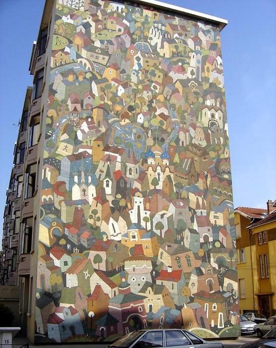 Les murs peints de Lyon B23-mu10