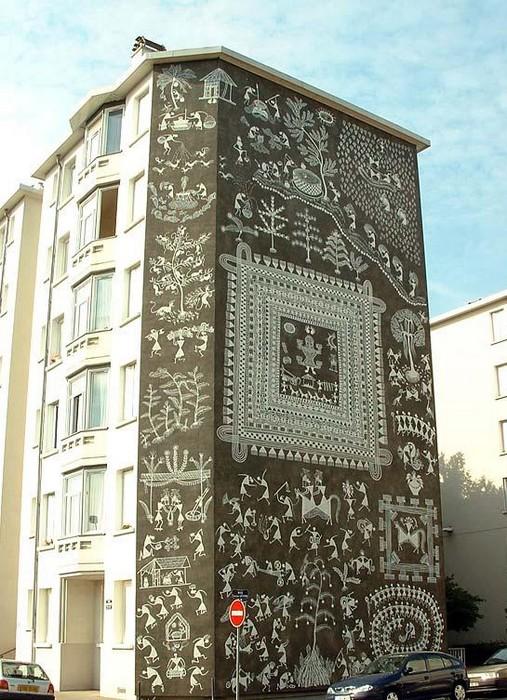 Les murs peints de Lyon B24-mu10