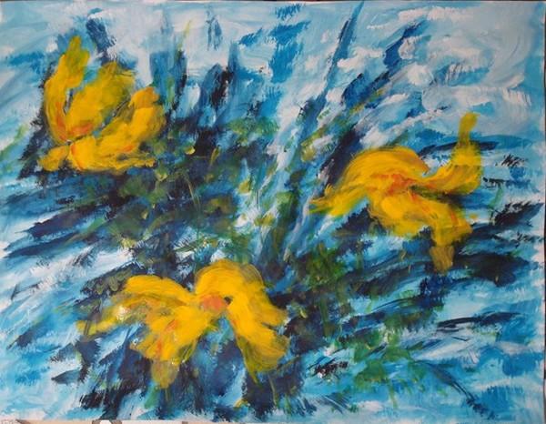 Nature morte, Fleurs  Fleurs10
