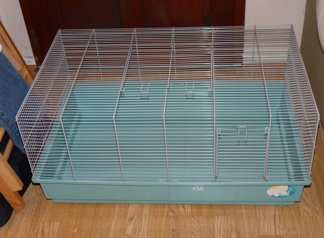 cage freddy 2 et cages mary P1250018