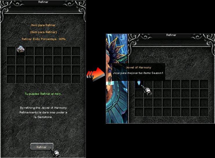 [Guia] Utilidades de la Jewel of Harmony 310