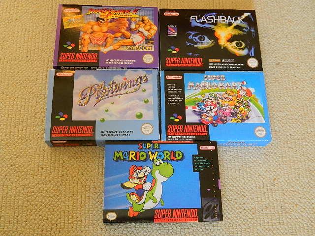 Seconde jeunesse pour mes boites Nintendo. Dscn0114